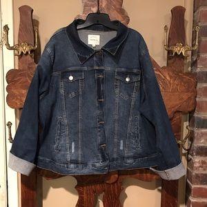 Torrid Blue Jean Jacket